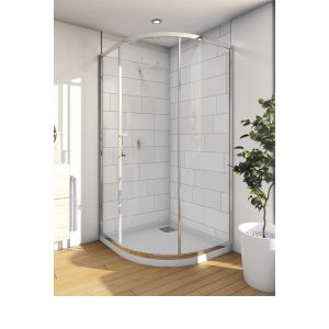 Curved Shower Screen A Sweep For The Curved Shower Door